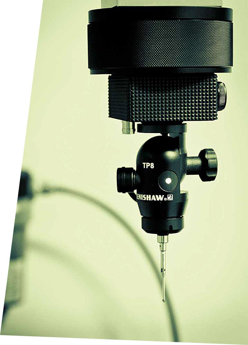 Torneria Unispecial - controllo qualità e ppap