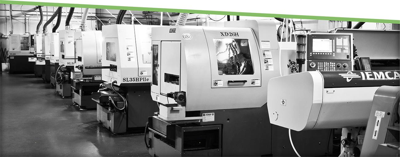 Unispecial srl - Torneria di precisione CNC - chi siamo