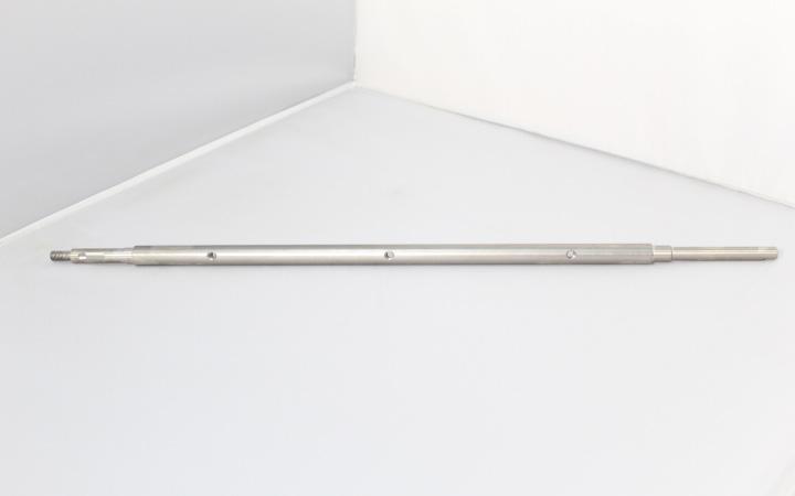 Asta - AISI 303 - 53 cm - Settore Riscaldamento / Condizionamento - Tornitura e fresatura conto terzi - Unispecial