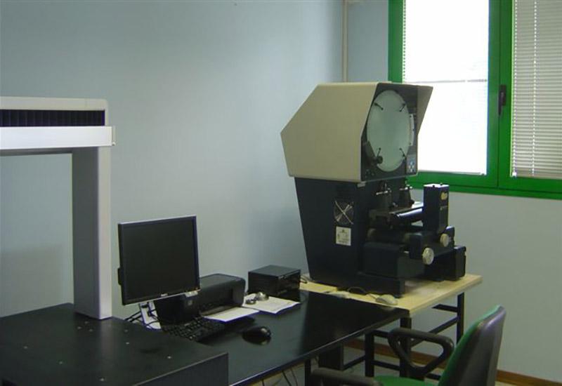 Reparto Controlo Qualità Unispecial - Torneria Automatica di Precisione