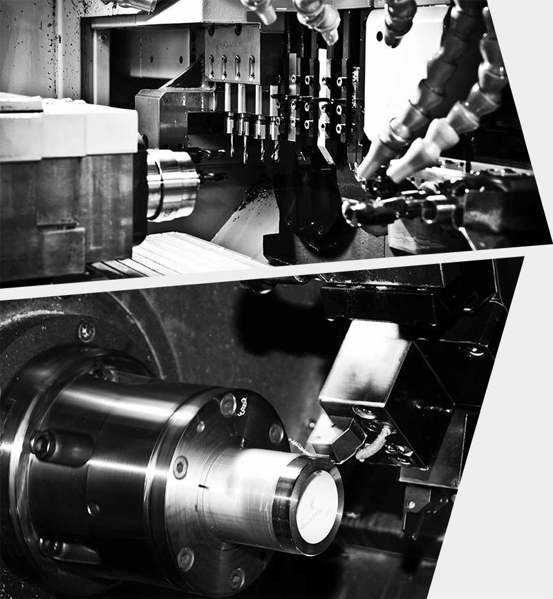 Programma di lavoro Unispecial - lavorazioni meccaniche di precisione conto terzi