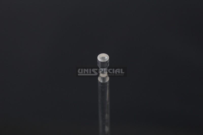 Hochpräzise mechanische Teile und Komponenten gedrehte und gefräste nach Zeichnung aus Platricstoff, Aluminium , Edelstähle, Messing, Kunststoffmaterial ( Delrin / POM / Ertalon / Plexiglas ( Polymethylmethacrylat, Perspex ), Automatische Edelstähle, Vergütungsstähle - Komponenten Drehteile - gefräste und gedrehte - hochpräzision mechanische Teile und Komponenten für Inneneinrichtung Bereich und Werbeauslage Systeme - CNC Bearbeitung nach Zeichnung von Metallkomponenten un Plasticstoffkomponenten bei Unispecial Praezisionsmechanik Automatische Dreherei von Padova Italien