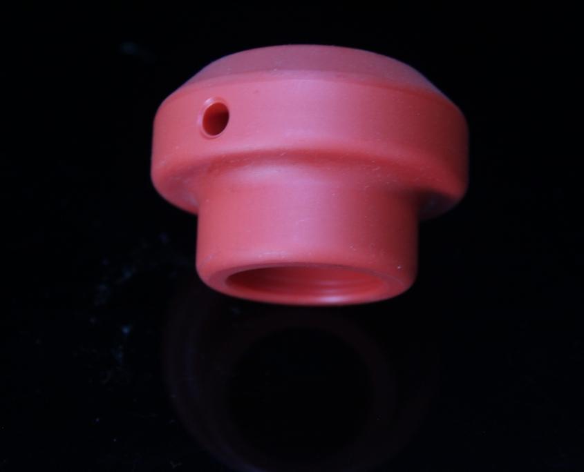 Bussola in PVC - settore arredamenti ed attrezzature ospedaliere- torneria Unispecial