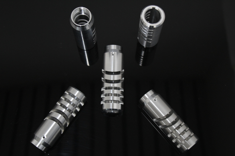 Particolari Torniti/Fresati - Settore Armi -Torneria Unispecial
