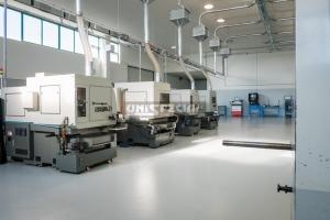 LAVORAZIONI CNC DI PRECISIONE