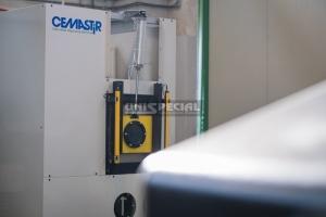 officina meccanica di precisione tornitura fresatura brociatura vicenza padova