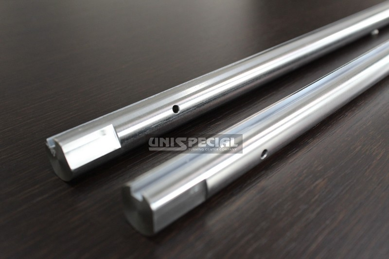 precision parts machined to drawing